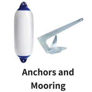 Anchors and Mooring